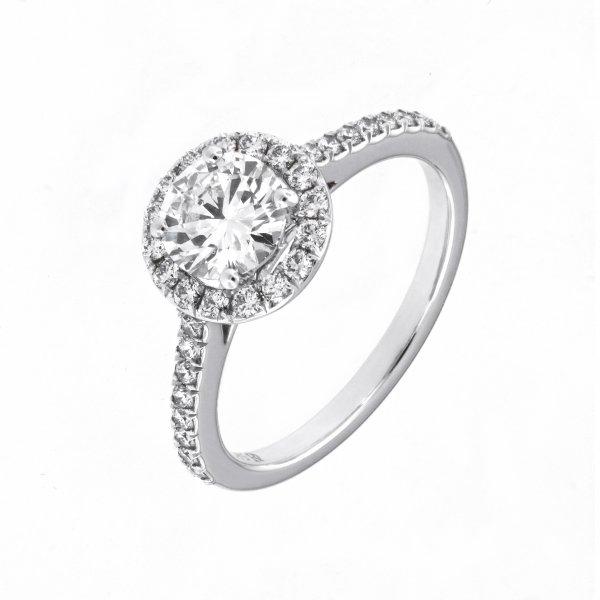 Pics Of Wedding Ring.Luxurious White Gold Diamond Ring