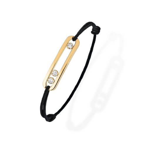 MESSIKA yellow gold diamond bracelet