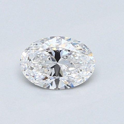 Deimantas MR-63-044 (0.52 ct)