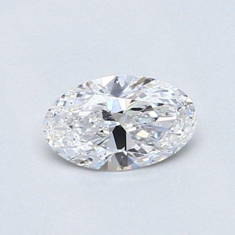 Deimantas 97090MR (0.50 ct)