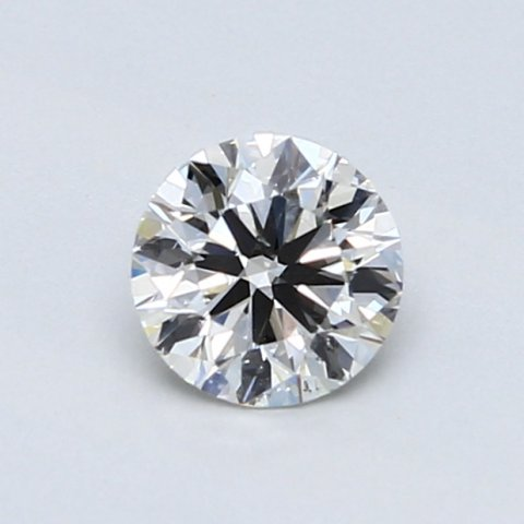 Deimantas 064207B (0.63 ct)