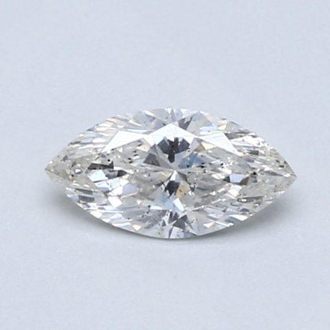 Deimantas A-1259-18 (0.50 ct)