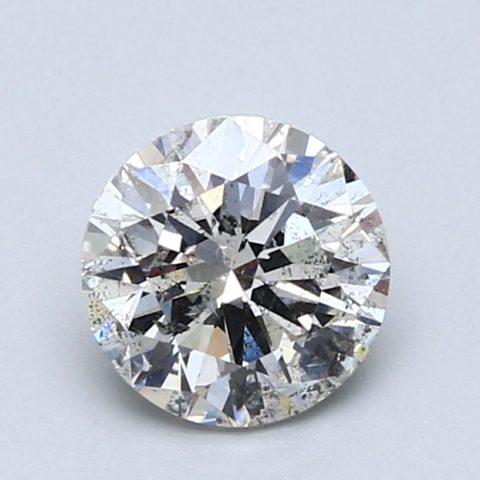 Deimantas B-1024-09 (1.22 ct)
